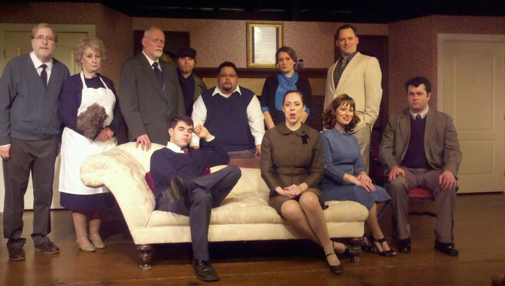 And Then There Were None -- Lazy Susan Dinner Theatre